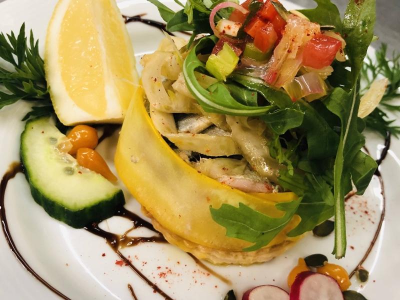 Le Restaurant - Chez Francine - Martigues